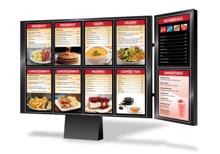 Drive-Thru Menu Board Products